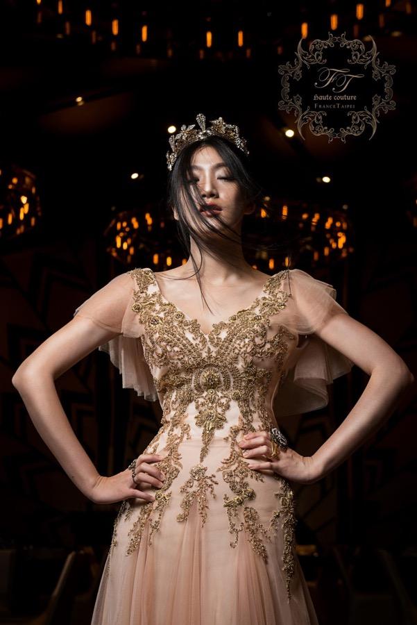 國王蕾絲訂製禮服