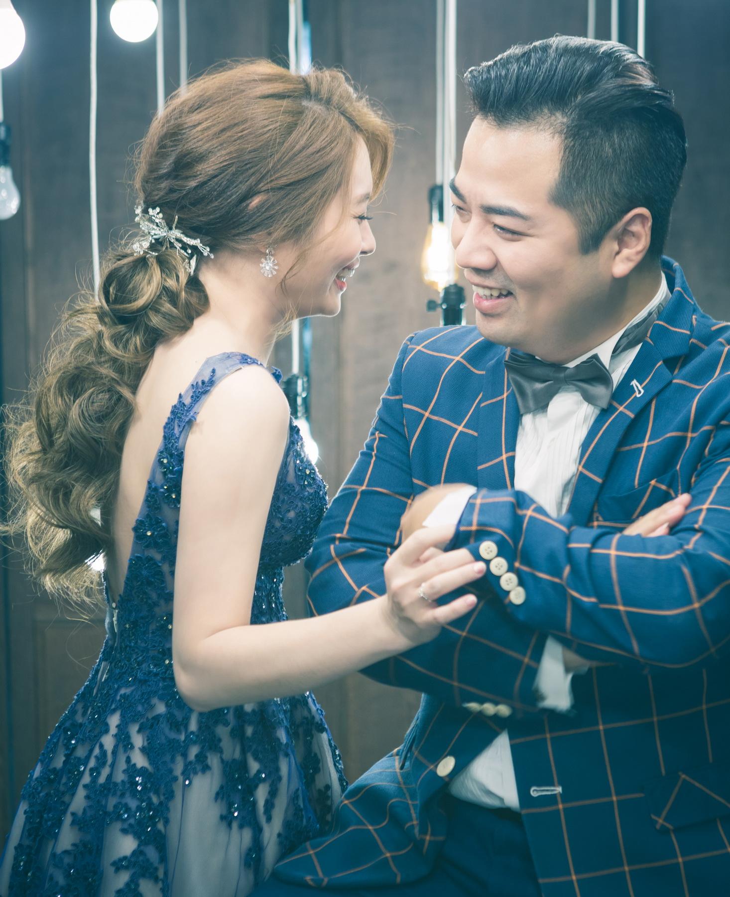 高雄法國台北婚紗 新人推薦 婚紗 幸福快樂