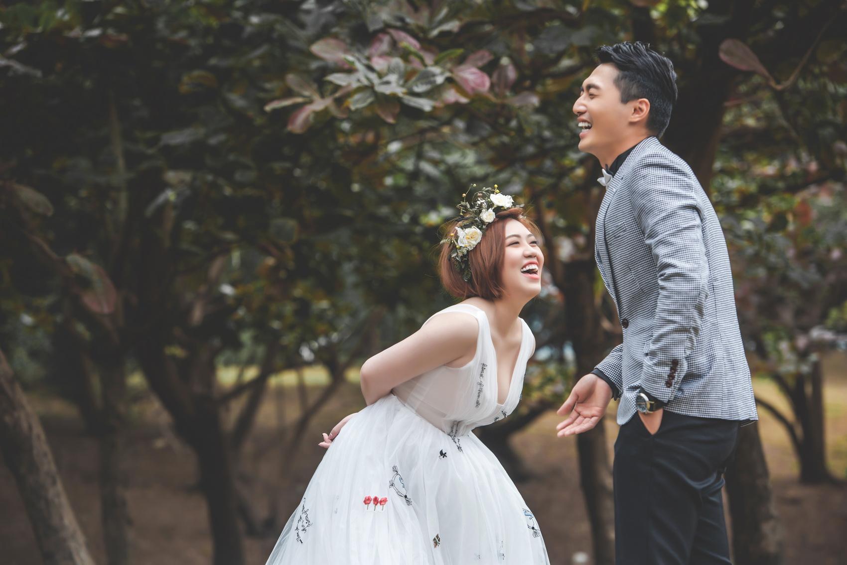高雄法國台北婚紗| 森林共舞