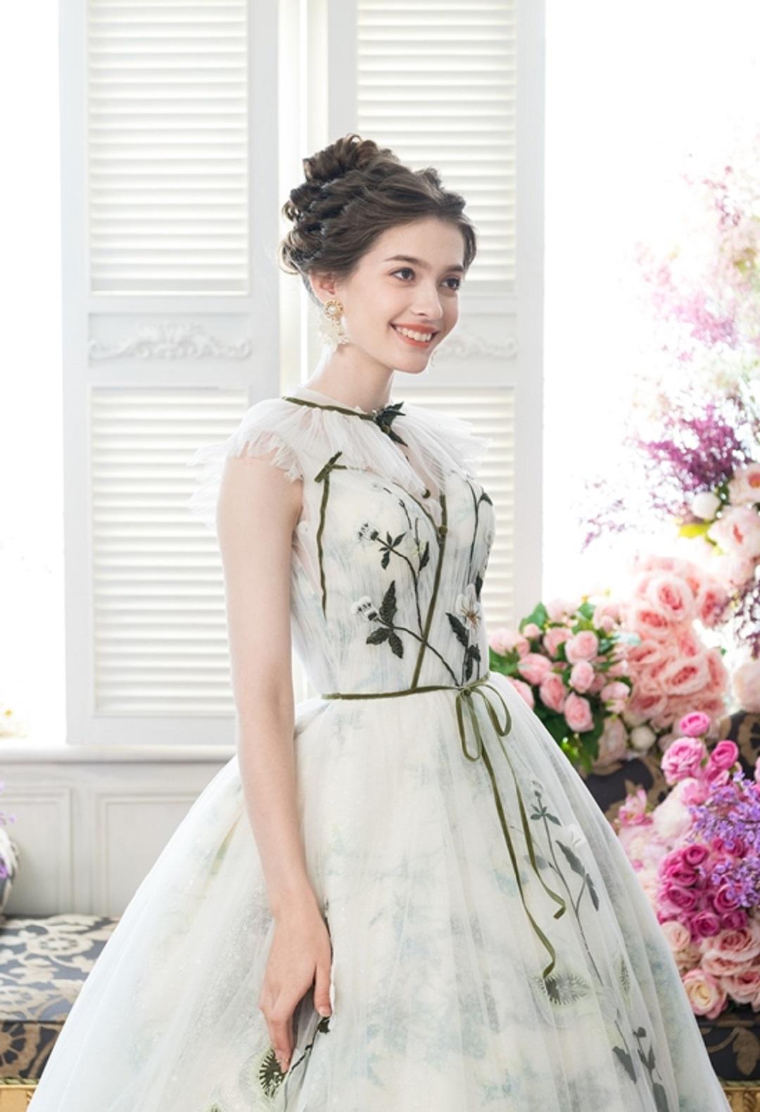 高雄法國台北婚紗 婚紗禮服 14