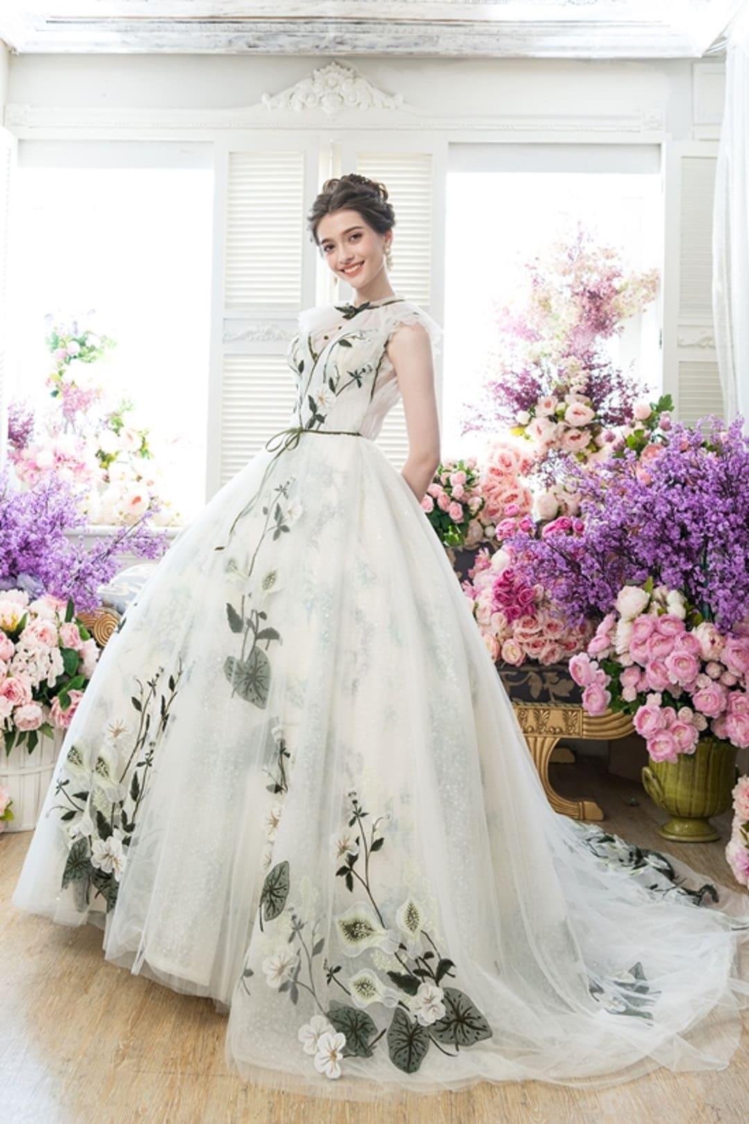高雄法國台北婚紗 婚紗禮服 16