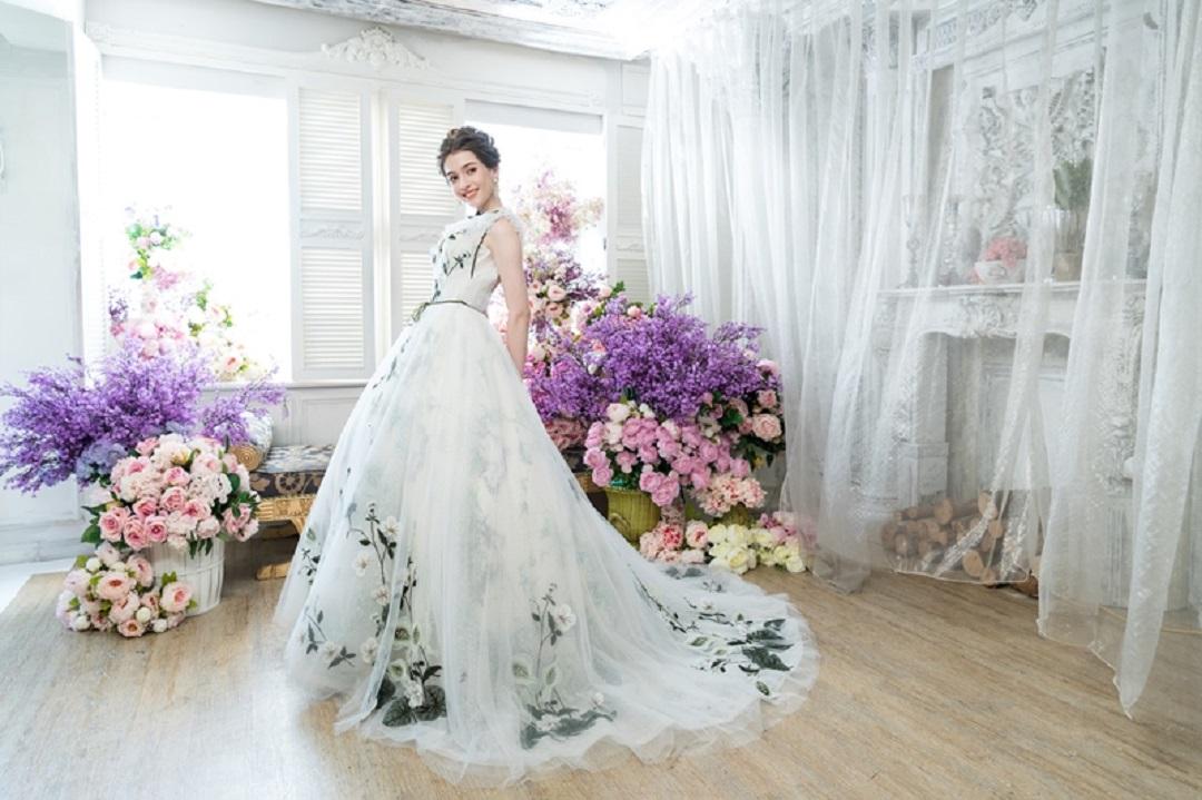 高雄法國台北婚紗 婚紗禮服 17
