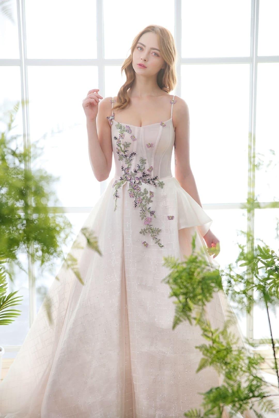 高雄法國台北婚紗 婚紗禮服 2