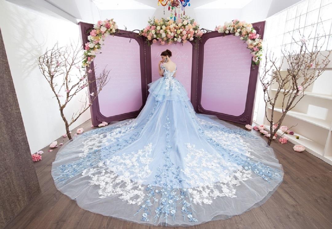 高雄法國台北婚紗 婚紗禮服 6