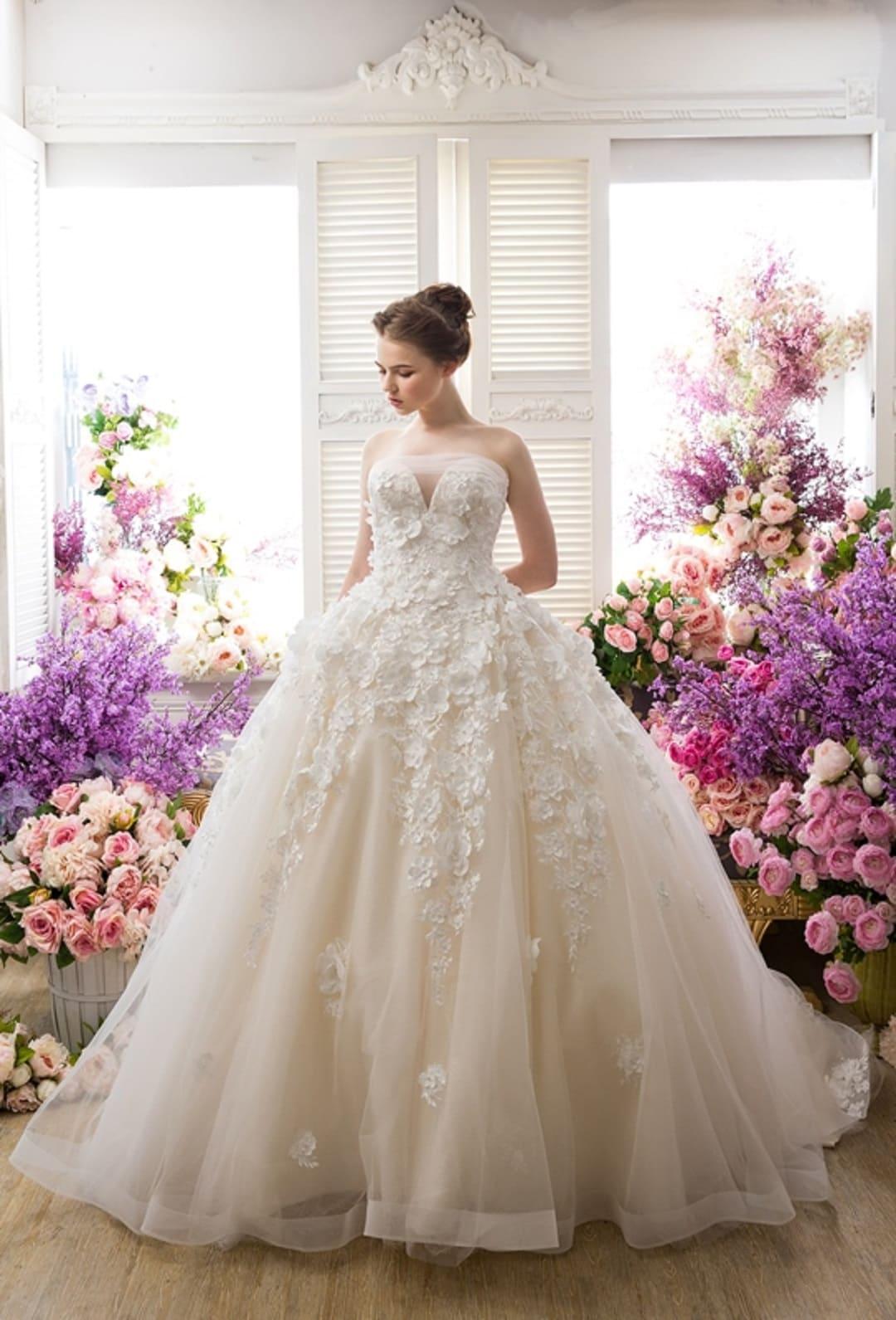 高雄法國台北婚紗 婚紗禮服 8