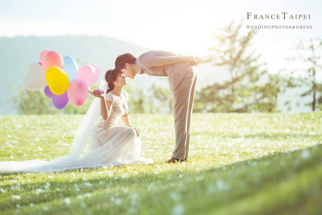 高雄法國台北婚紗婚紗照