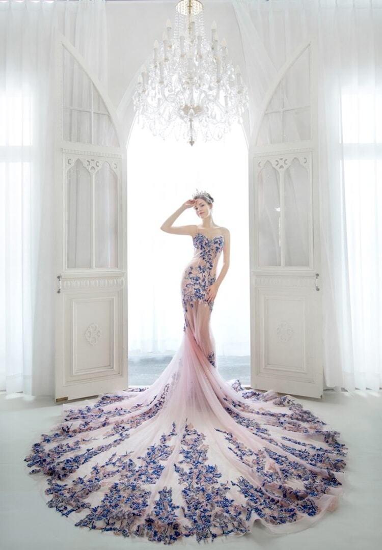 高雄法國台北-婚紗禮服-2