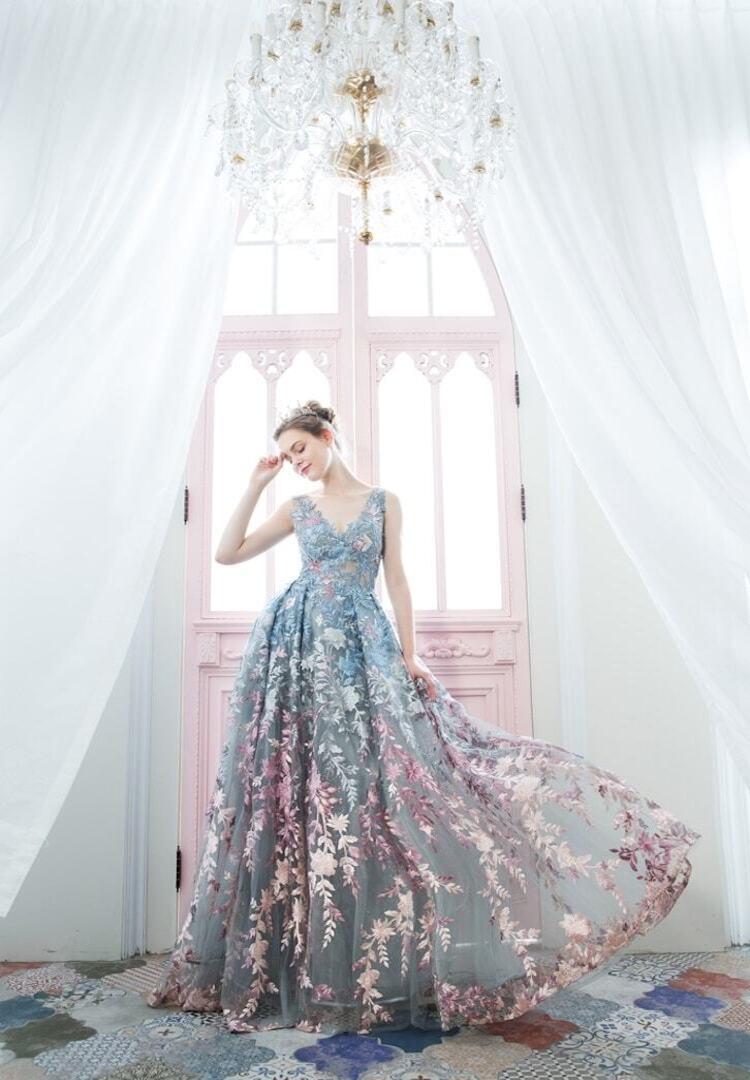 高雄法國台北-婚紗禮服-3