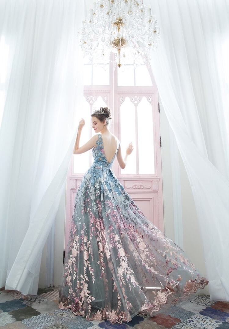 高雄法國台北-婚紗禮服-4